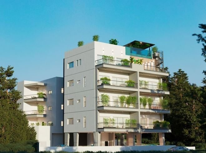 New 2-Bedroom Apartments in Limassol, Cyprus, AK12469 image 2