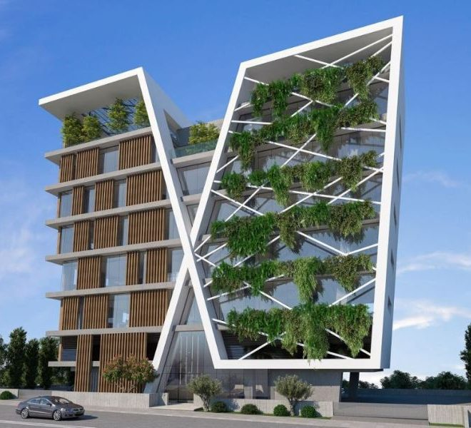 Ultra Modern Office Building in Limassol, Cyprus, CM12660 image 2