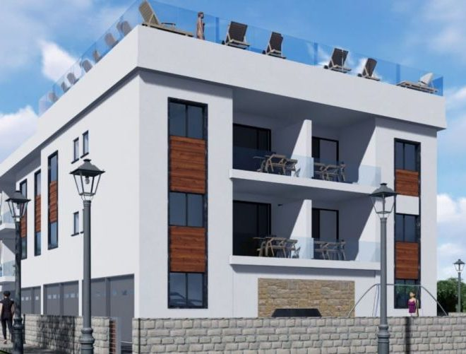Modern Two Bedroom Apartment in Chloraka, Cyprus, MK12663 image 2