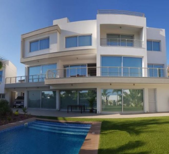Beautiful 6-Bedroom Villa in Limassol, Cyprus, MK12594 image 1