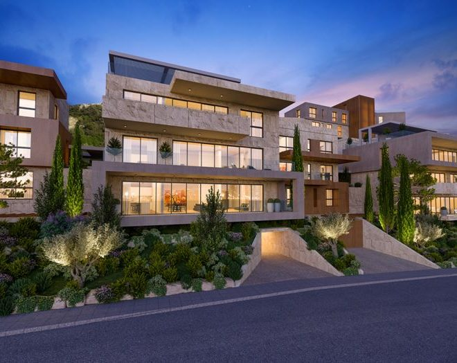 Luxury Apartments and Penthouse in Limassol, Cyprus, AE12620 image 2