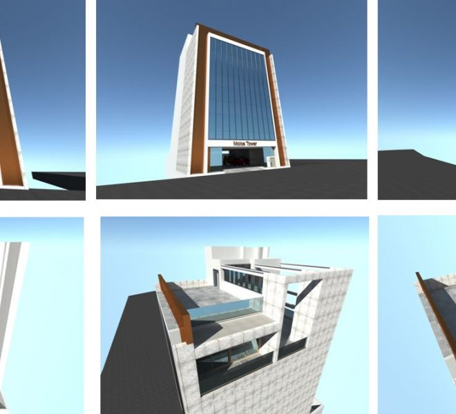 Modern Commercial Building in Limassol, Cyprus, MK12621 image 1