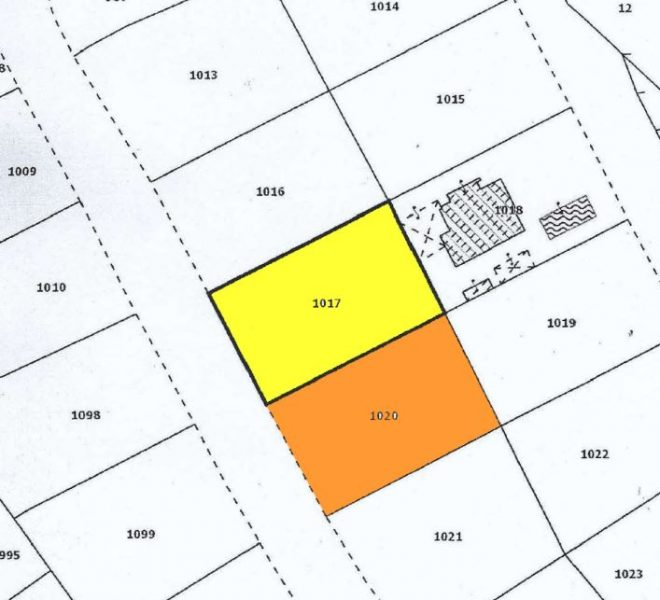 Limassol Property Two Residential Plots in Ayia Fyla Area in Agia Fyla, Limassol, Cyprus, AE12624 image 1