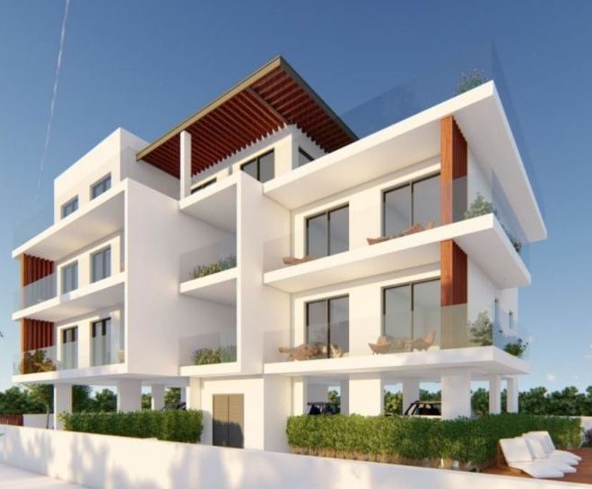 Modern Two Bedroom Apartment in Paphos, Cyprus, MK12670 image 2