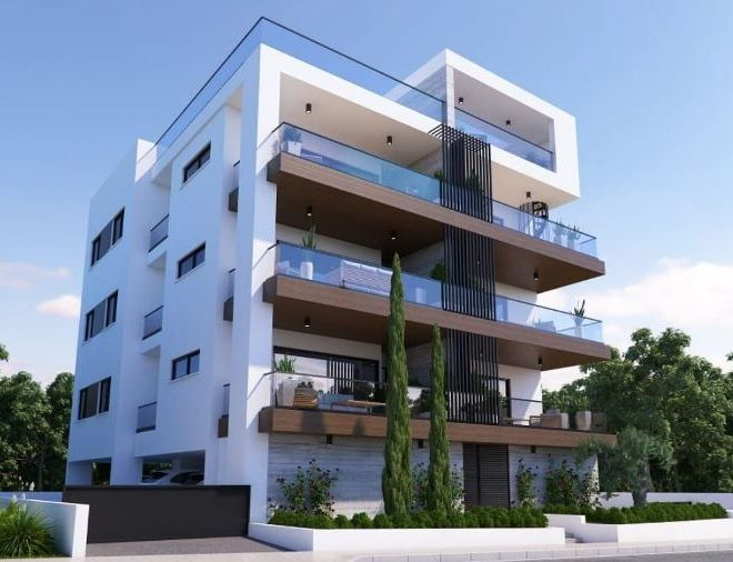 Contemporary Low Rise Building in Paphos, Cyprus, AE12671 image 1