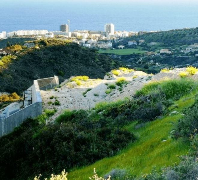 Sea View Plots for sale in Limassol image 2