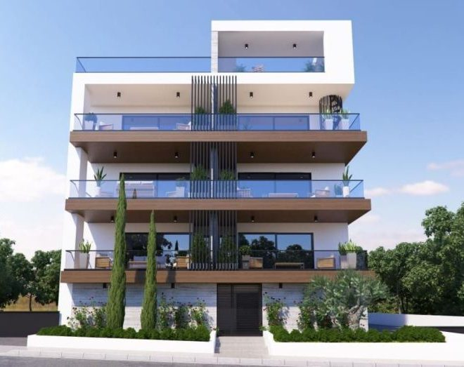 Contemporary Low Rise Building in Paphos, Cyprus, AE12671 image 2
