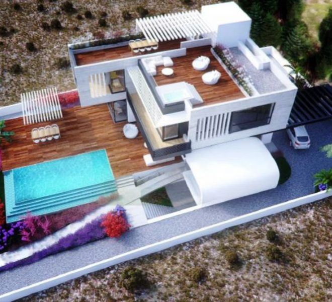 Contemporary 5-Bedroom Villa in Limassol, Cyprus, MK12593 image 1