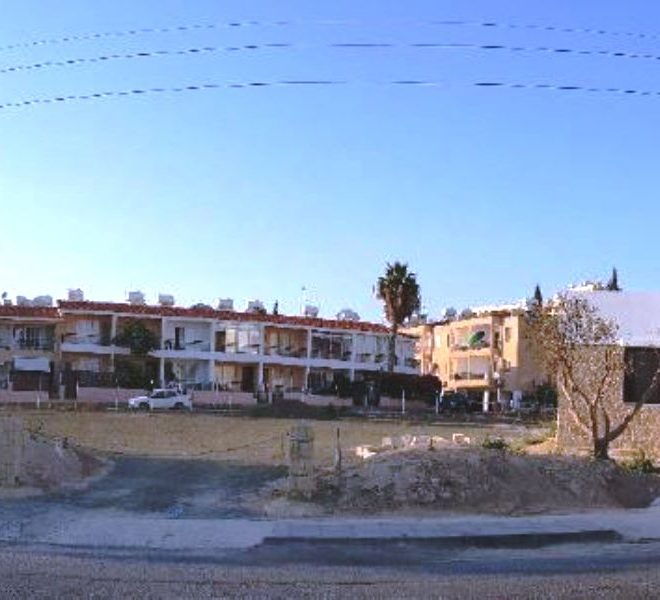 Two Plots at The Center in Paphos, Cyprus, CM11855 image 1