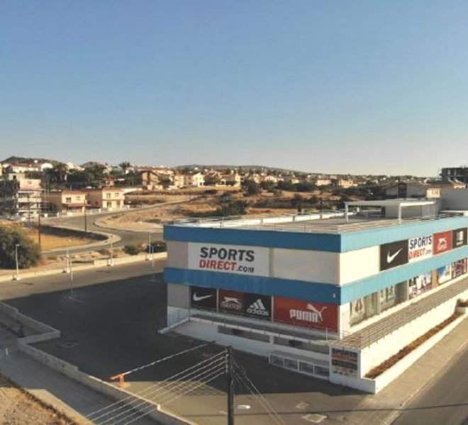 Large Commercial Building in Limassol, Cyprus, CM11864 image 2