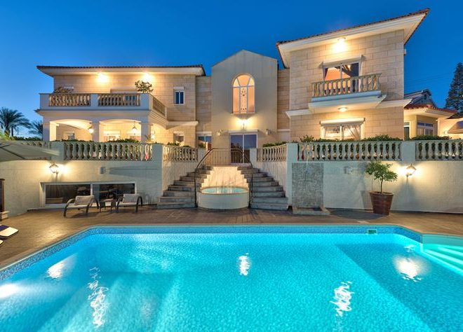 Luxury 5-Bedroom Villa in Limassol, Cyprus, AE12026 image 1