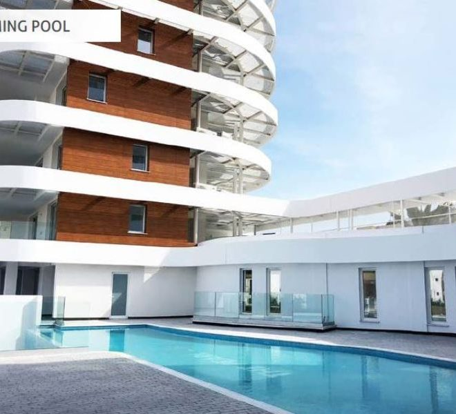 Luxury 1-Bedroom Apartments for sale in Larnaca image 3