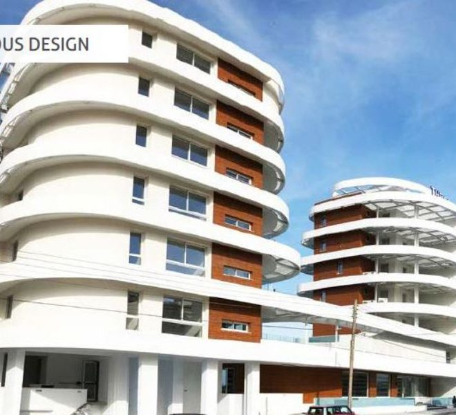 Luxury 1-Bedroom Apartments for sale in Larnaca image 2