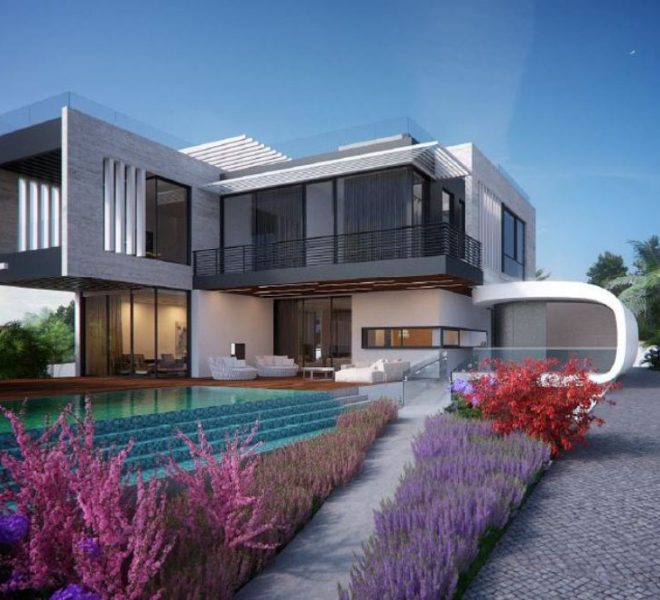 Contemporary 5-Bedroom Villa in Limassol, Cyprus, MK12593 image 2