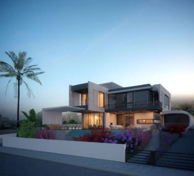 Contemporary 5-Bedroom Villa in Limassol, Cyprus, MK12593 image 3