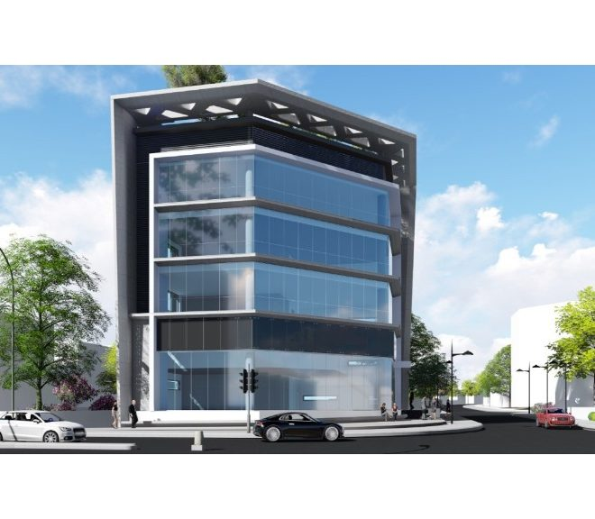 Limassol Property Brand New Modern Office Space in Kato Polemidia, Cyprus, AE12729 image 2
