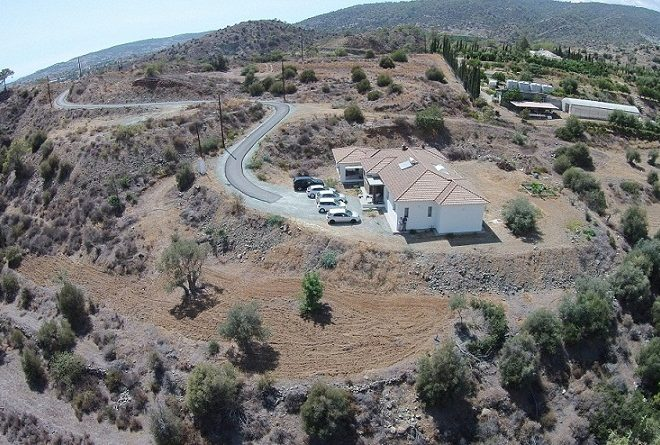 New 4-Bedroom Bungalow in Limassol, Cyprus, MK12498 image 1