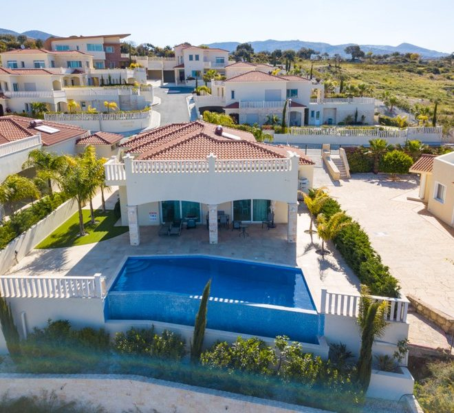Modern 3-Bedroom Villas in Paphos, Cyprus, MK12205 image 1