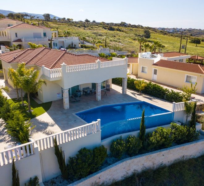 Modern 3-Bedroom Villas in Paphos, Cyprus, MK12205 image 2