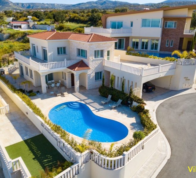 Modern 4-Bedroom Villas in Paphos,Cyprys, Cyprus,  image 1