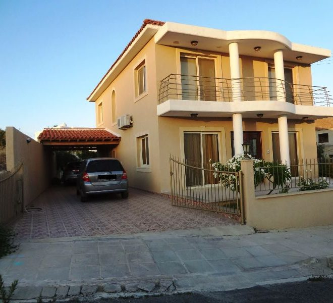 Cozy 4-Bedroom House in Limassol, Cyprus, AK12188 image 2