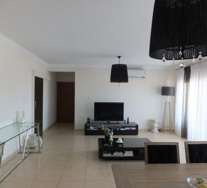 Limassol Property Attractive Spacious Three Bedroom Apartment Located in Neapolis in Neapolis, Limassol, Cyprus, AE12818 image 3