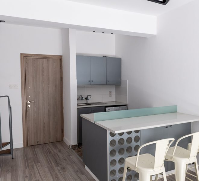 Renovated 1- Bedroom Duplex in Limassol, Cyprus, AE12607 image 3