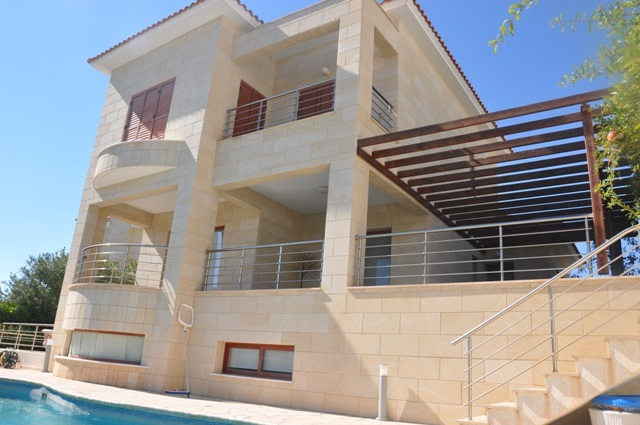 5 Bedroom Villa with Pool in a Prestigious Residential Area for sale in Green Area, Germasogeia MK9990 image 1
