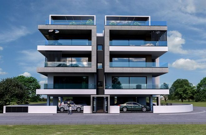 Limassol Property Whole Building Available Located In Zakaki in Zakaki, Limassol, Cyprus, AE12763 image 2