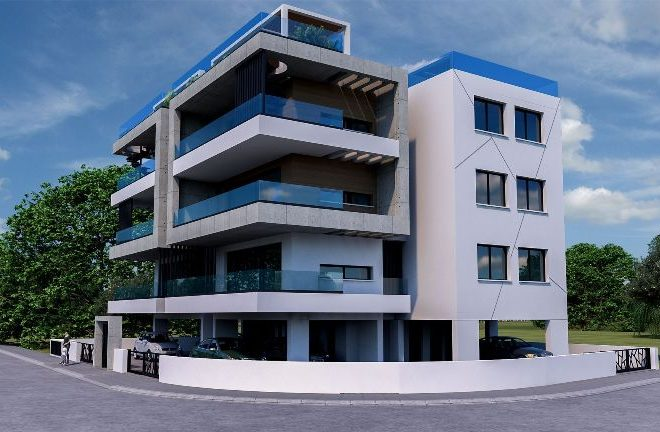 Limassol Property Whole Building Available Located In Zakaki in Zakaki, Limassol, Cyprus, AE12763 image 3