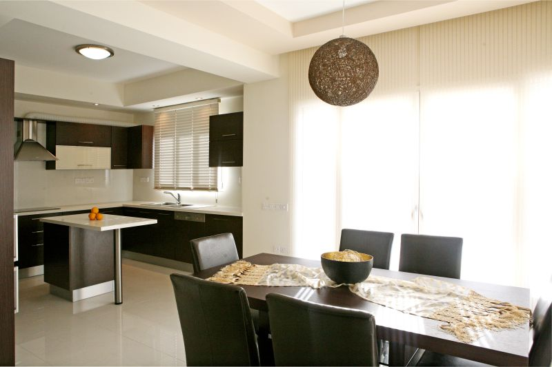 Dinning-kitchen