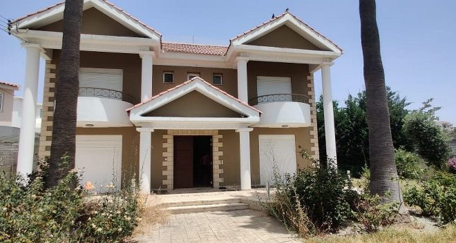 Spacious 3+1 Bedroom Villa in Ekali Area in Ekali, Limassol, Cyprus, AE12790 image 1