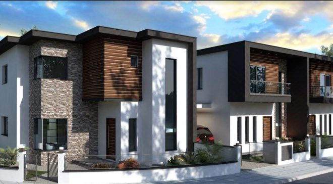 Limassol Property Three Luxury Four Bedroom Villas At Zakaki Area in Zakaki, Limassol, Cyprus, AM12883 image 3