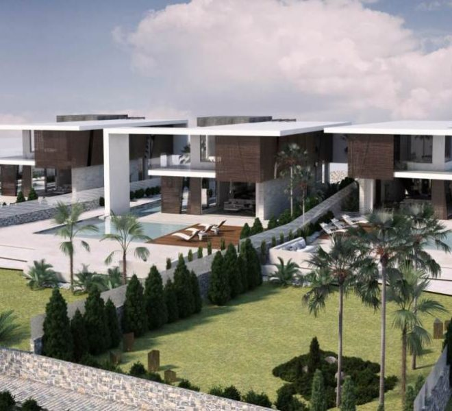 Contemporary 5-Bedroom House in Ayia Napa, Cyprus, СМ10346 image 1