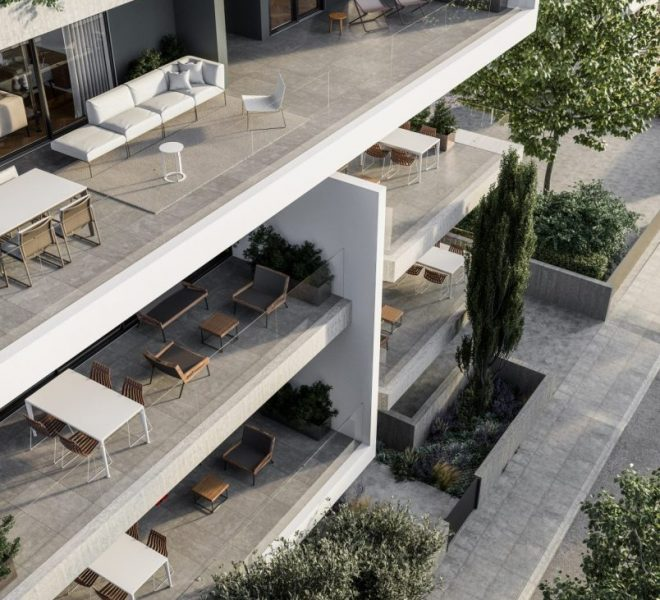 Contemporary 3-Bedroom Penthouse in Limassol, Cyprus, AE12536 image 3