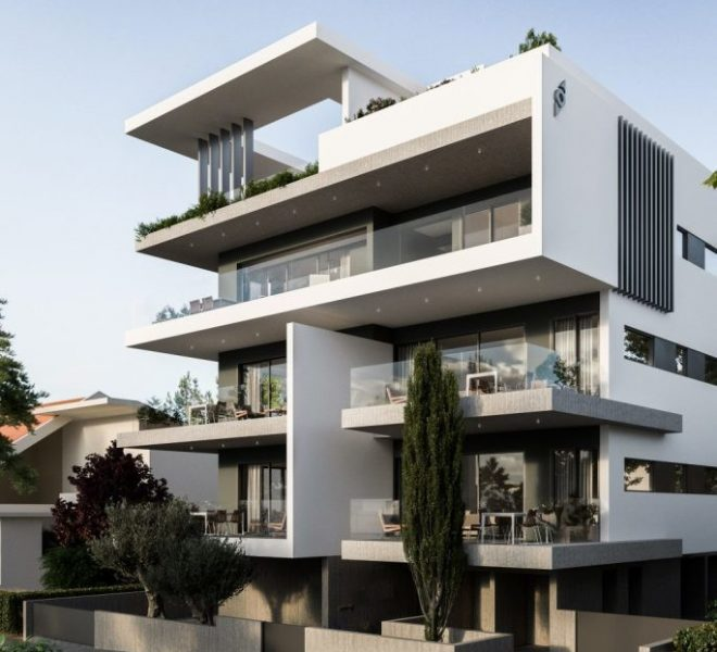 Modern 3-Bedroom Apartments for sale in Limassol image 2