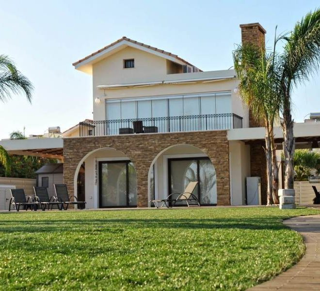 Exclusive 3-Bedroom Villa in Paralimni, Cyprus, CM10347 image 2