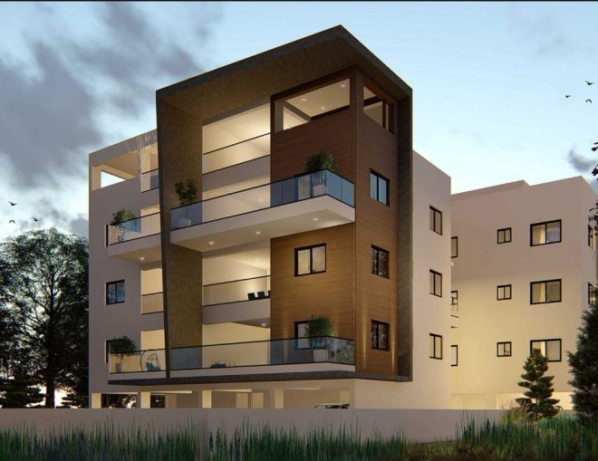 Limassol Property Imposing and Modern Building With Pioneering Design in Ypsonas Spacious Two Bedrooms in Ypsonas, Cyprus, MK12868 image 1