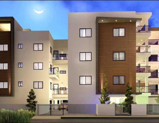Limassol Property Imposing and Modern Building With Pioneering Design in Ypsonas Spacious Three Bedrooms in Ypsonas, Cyprus, MK12869 image 2
