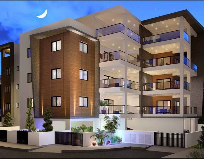 Limassol Property Imposing and Modern Building With Pioneering Design in Ypsonas Spacious Three Bedrooms in Ypsonas, Cyprus, MK12869 image 3