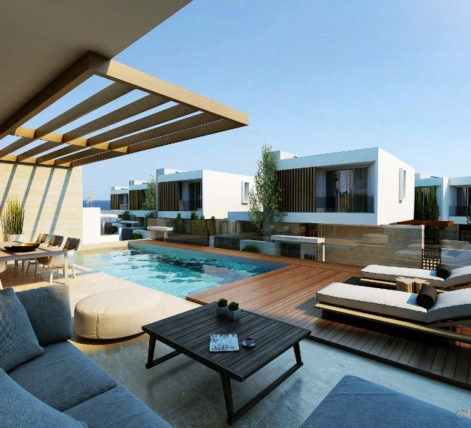 Luxury 3-Bedroom Villas in Protaras, Cyprus, MK11994 image 2