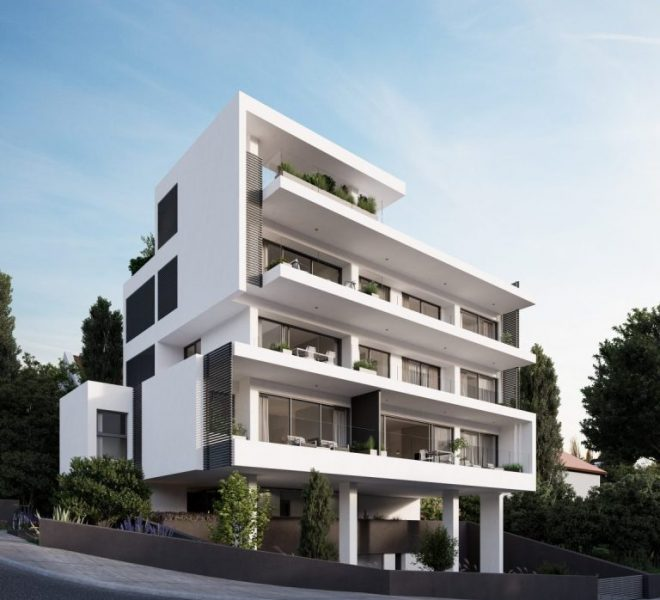 Modern 3-Bedroom Apartments for sale in Limassol image 1