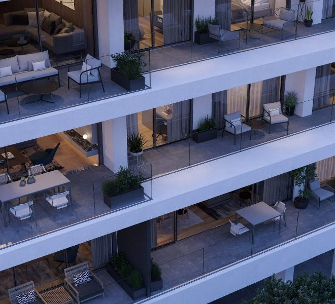 Modern 3-Bedroom Apartments for sale in Limassol image 5