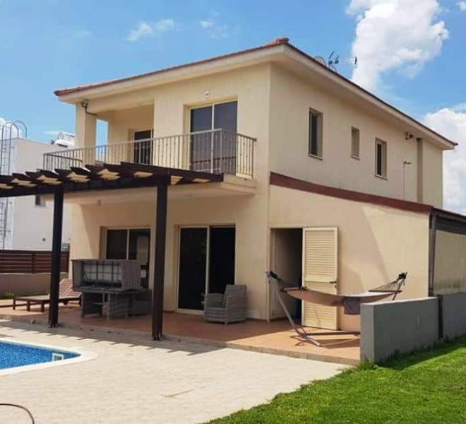 Comfortable 3-Bedroom House for sale in Limassol MK12045 image 1