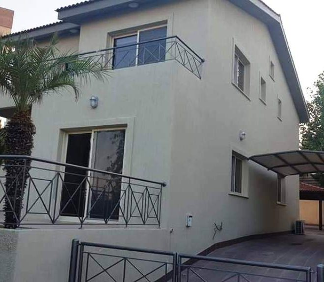 Detached 4-Bedroom House for sale in Limassol MK12239 image 1