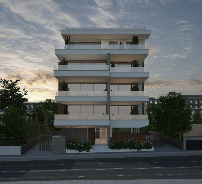 Contemporary Apartments in City Center for sale in Limassol MK11394 image 1