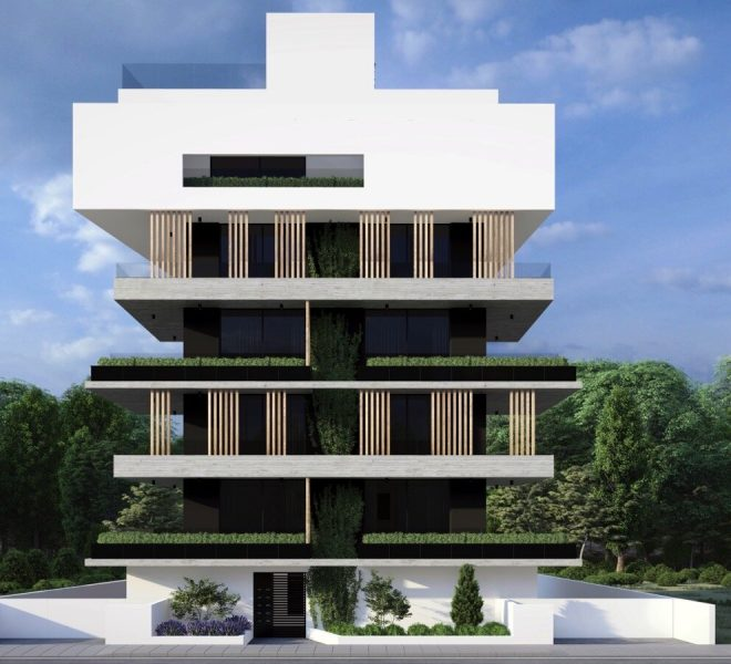 Limassol Property Luxury Building The Maverick Landmark for sale in Agia Zoni, Limassol CM12707 image 1