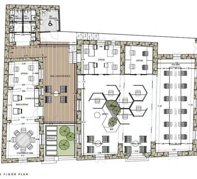 Down Town Office Space for sale in Limassol image 5