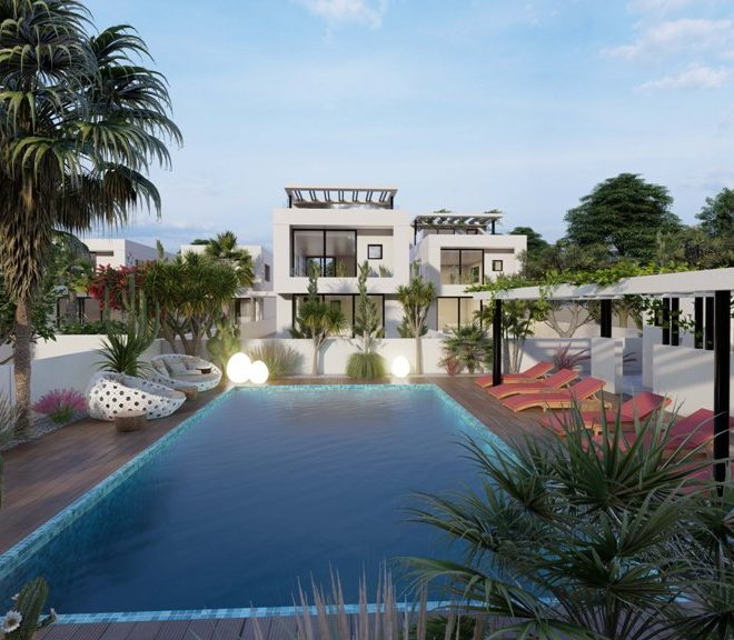 Modern 3-Bedroom Villas in Limassol, Cyprus, AK12576 image 3