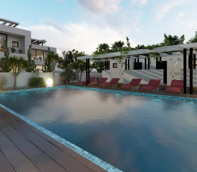 Modern 3-Bedroom Villas in Limassol, Cyprus, AK12576 image 1
